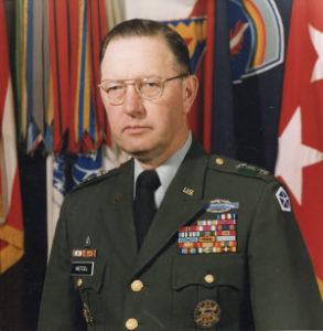 "Lt Gen Robert L. ""Sam"" Wetzel"