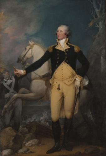George Washington at Trenton